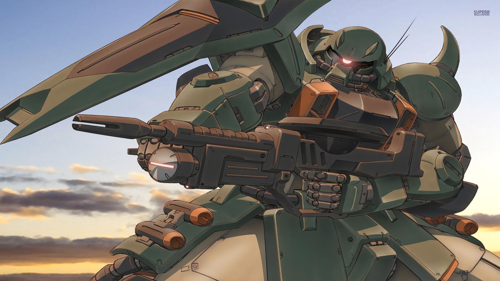 Wallpaper : Gundam, Mo...