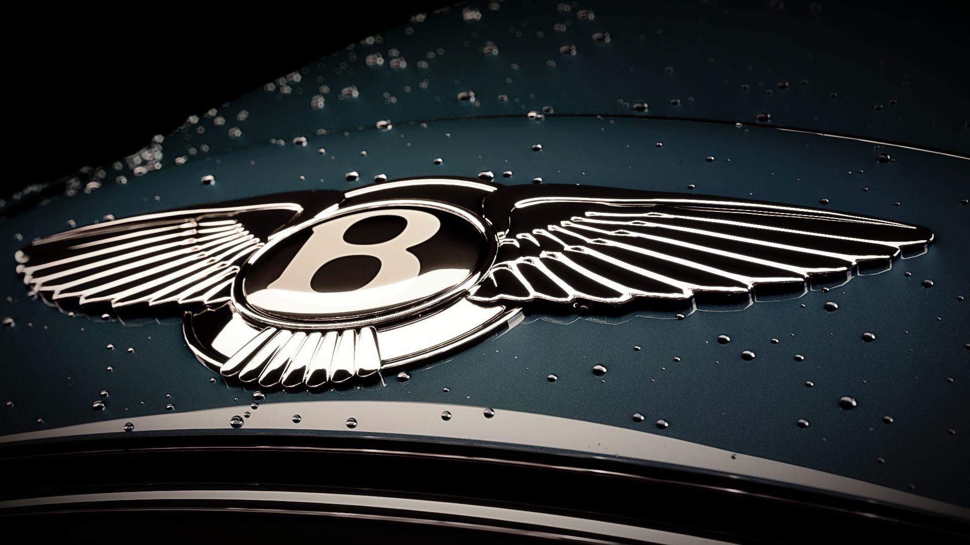 Fondos De Pantalla Hd Wallpapers Bentley Car Logo