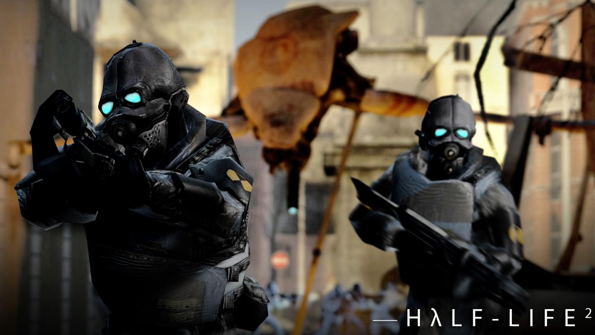 Wallpaper Half Life Half Life 2 Video Games 1920x1080 Hanako