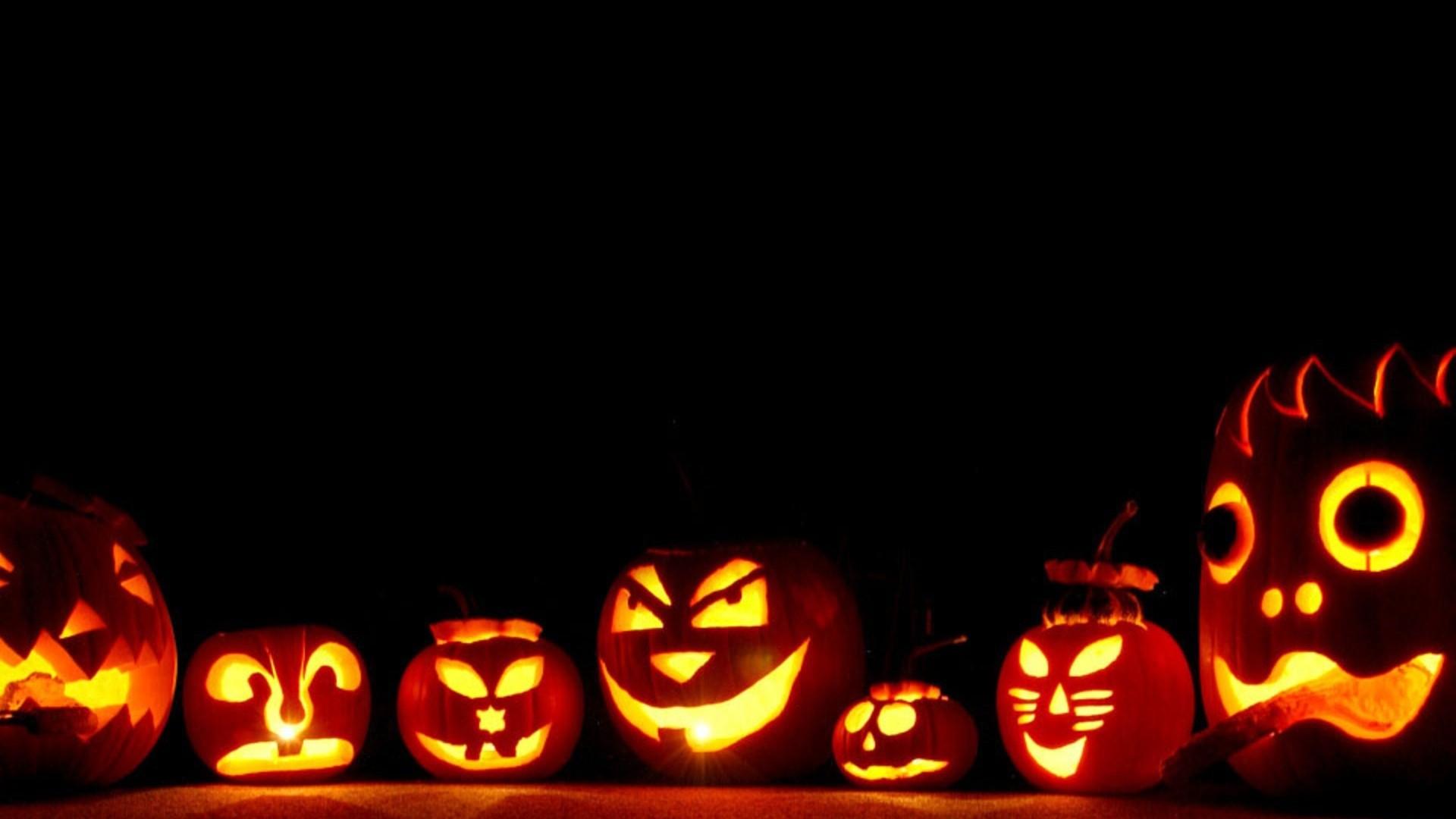Wallpaper Halloween Pumpkin Holiday Jack O Lantern Event