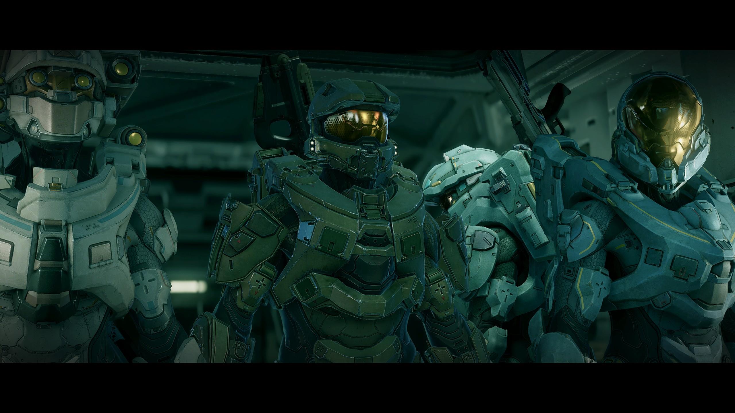 Wallpaper Halo 5 Person Master Chief Halo The Master Chief