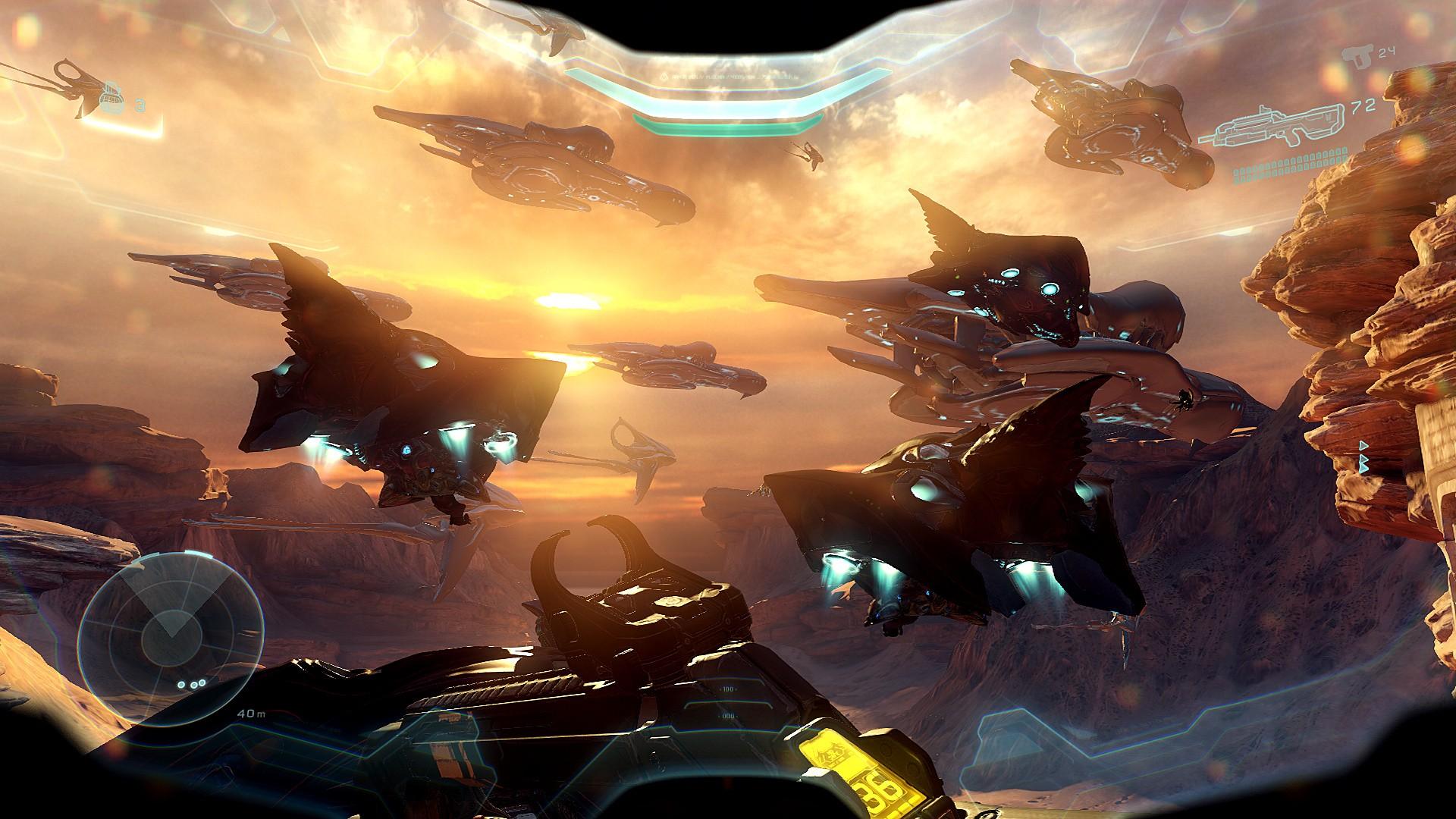 Wallpaper Spaceship Halo 5 Guardians Spartan Locke Osiris