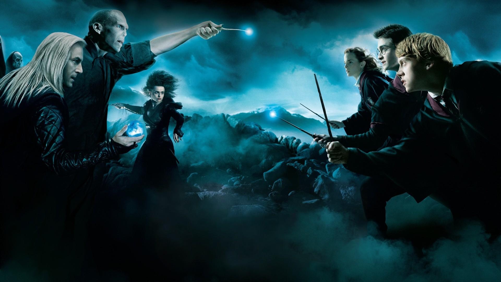 デスクトップ壁紙 ハリーポッター Hermiona Granger 真夜中 ロン