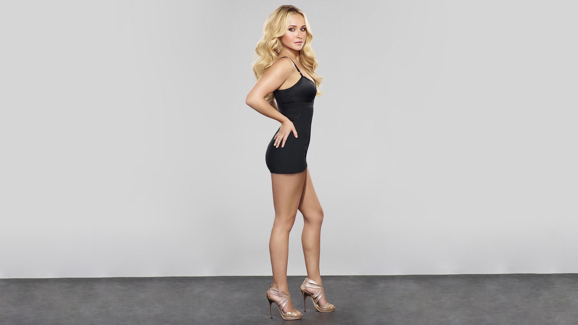 Hintergrundbilder Hayden Panettiere Blond Darstellerin High