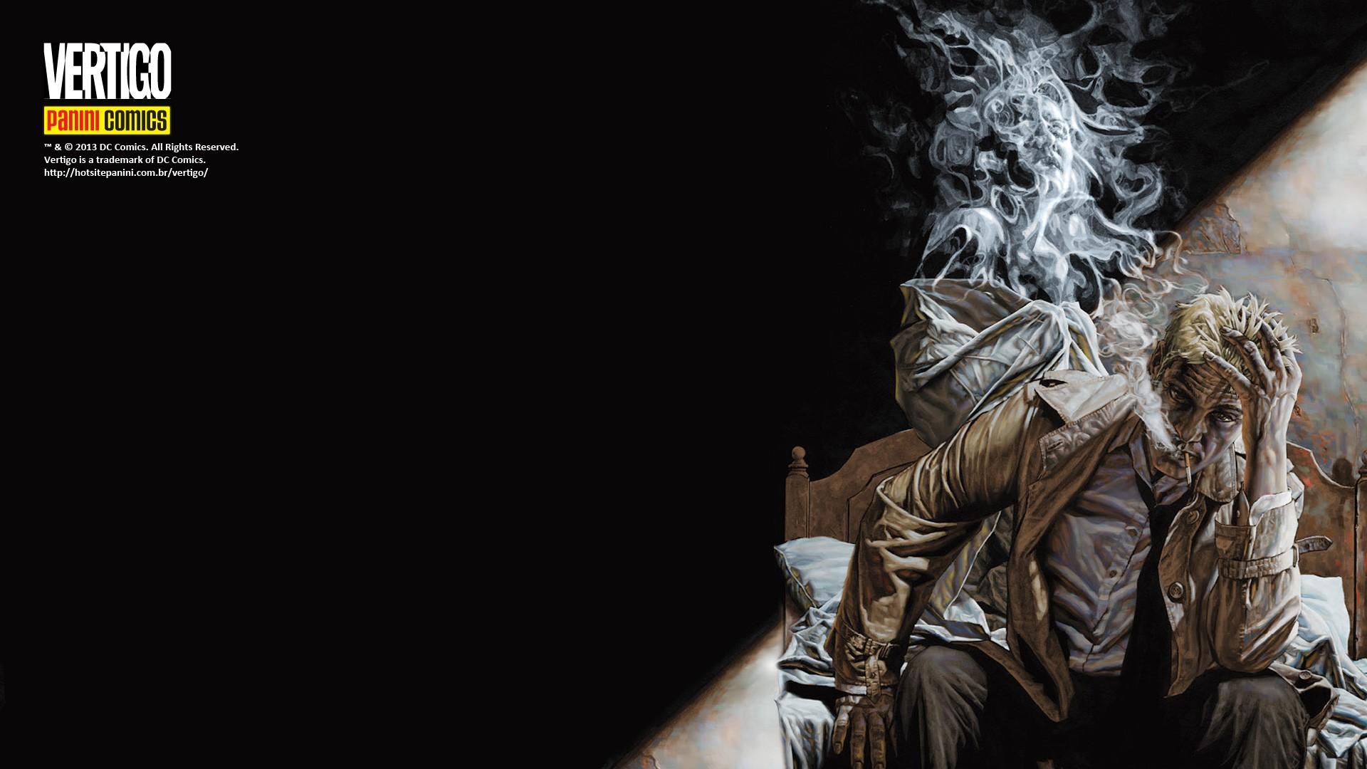 Wallpaper Hellblazer John Constantine Screenshot