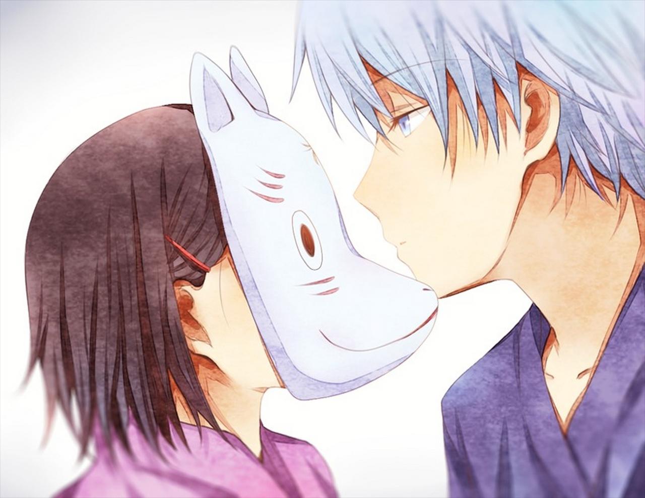 Wallpaper Hotarubi No Mori E Takegawa Hotaru Gin Anime Girls