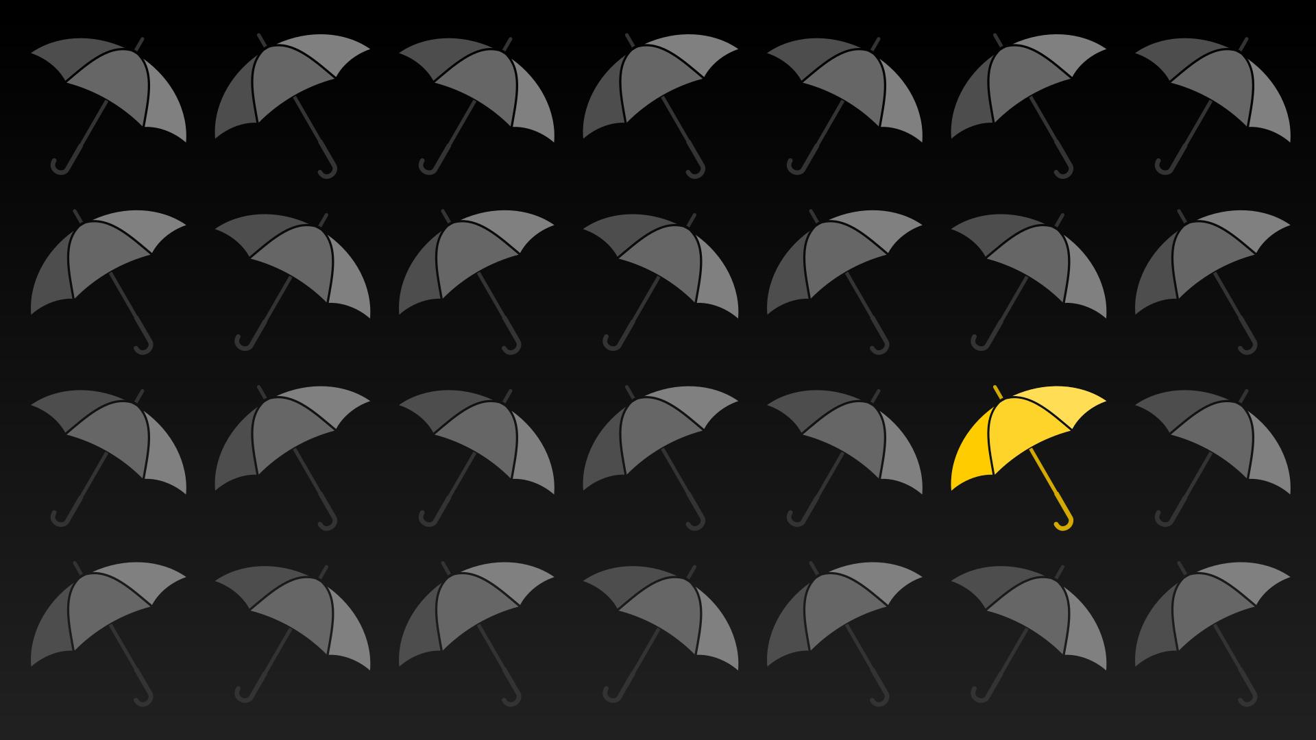 Wallpaper How I Met Your Mother Umbrella Yellow Umbrella Ted