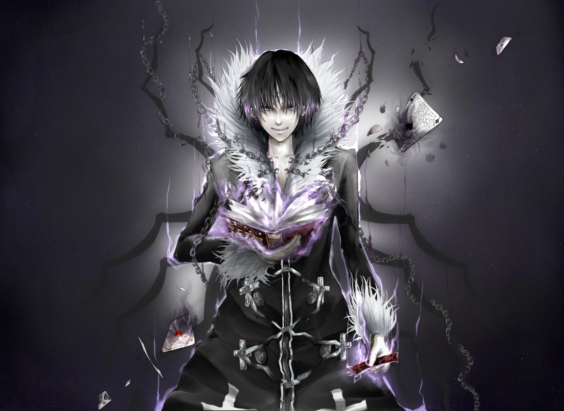 Wallpaper : Hunter x Hunter, anime, Chrollo Lucifer ...