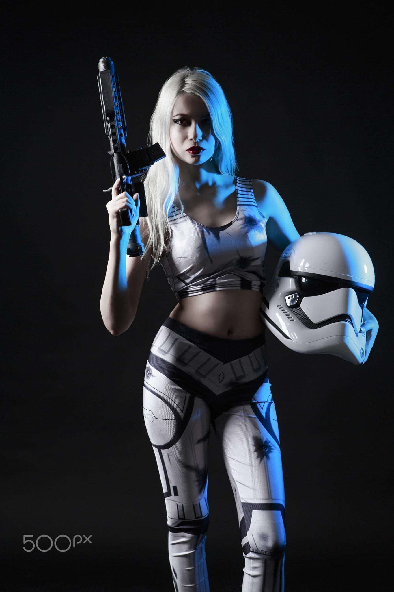 Ilker Ureten, Star Wars, cosplay, women