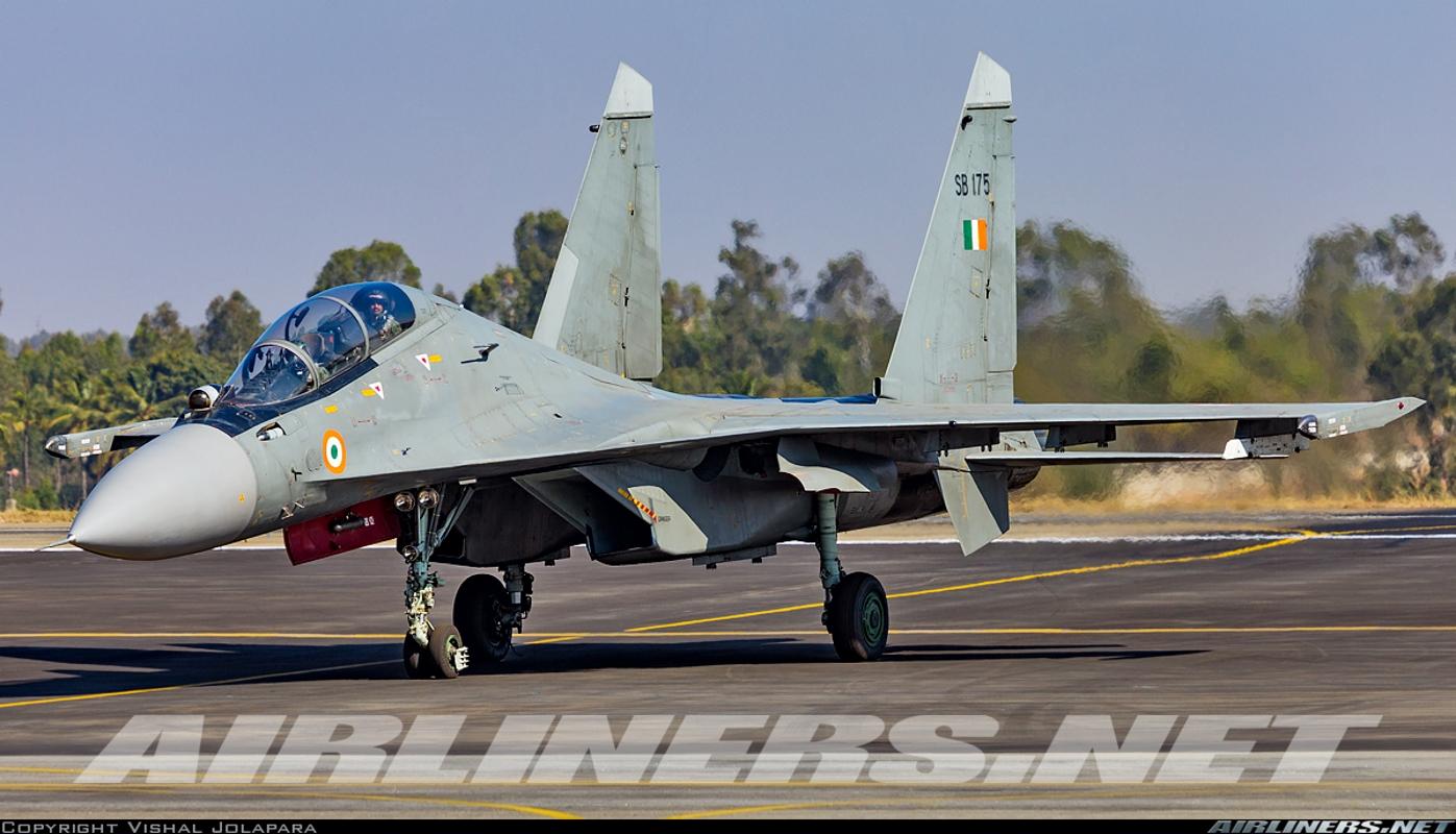 wallpaper : indian air force, sukhoi 30mki 1397x800 - srijitkol