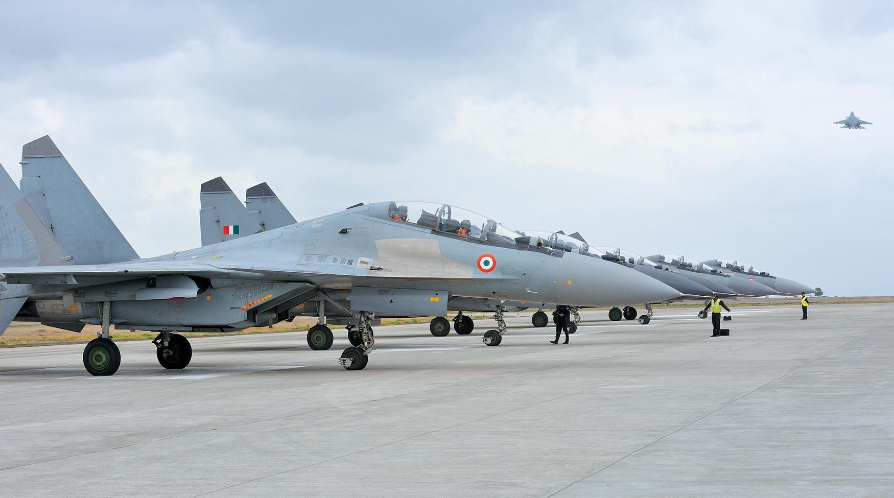 Wallpaper : Indian Air Force, Sukhoi Su 30MKI, Aircraft