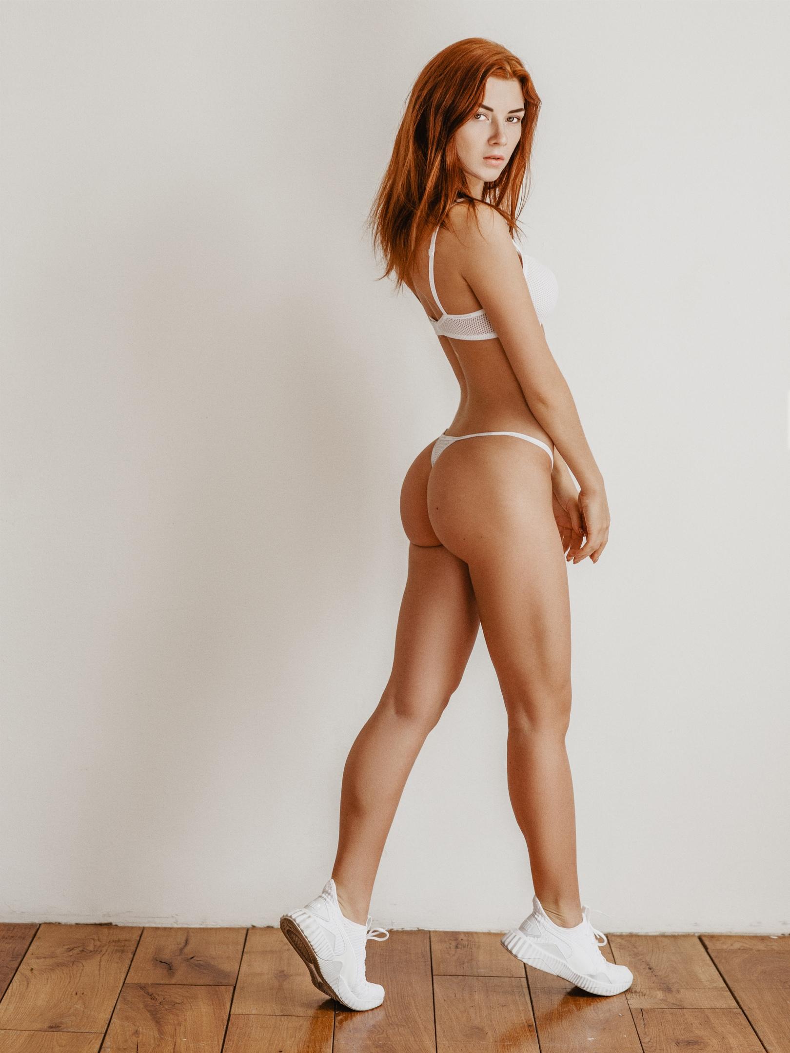 redhead hot ass