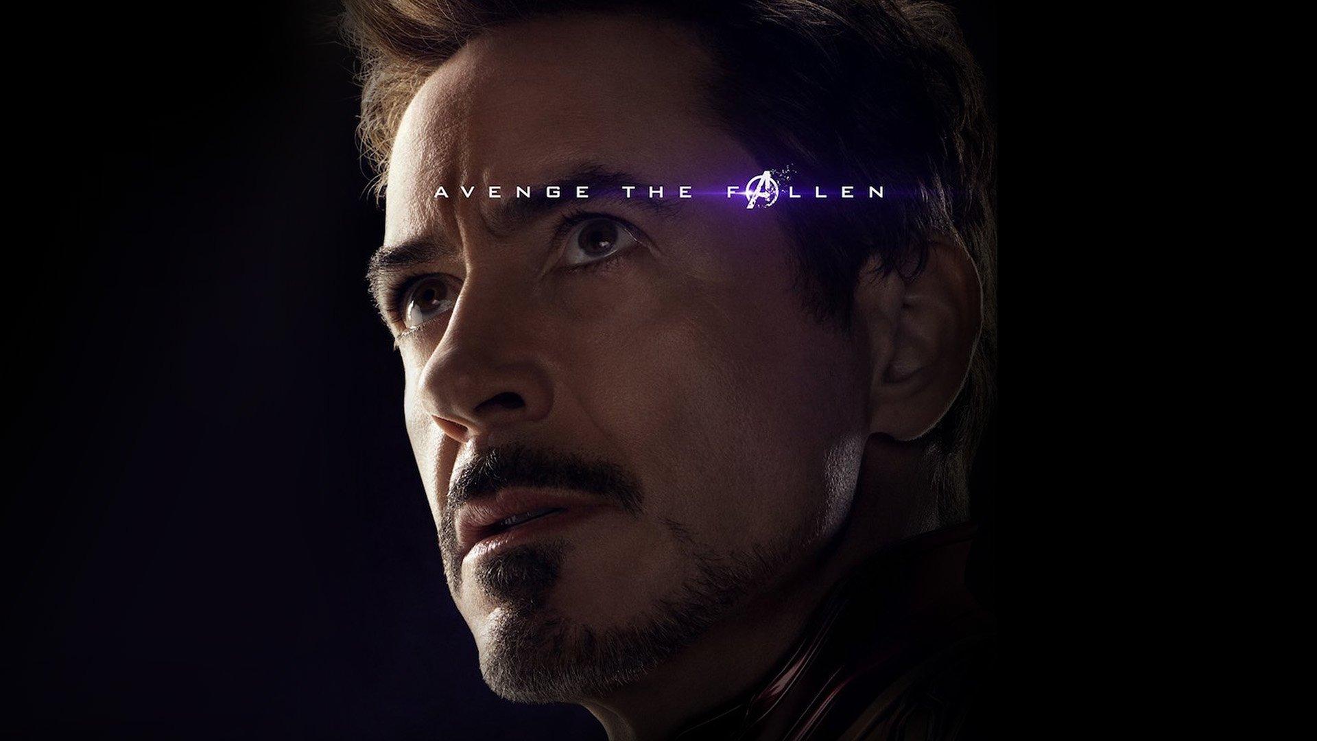 Wallpaper Iron Man Marvel Super Heroes Avengers Endgame