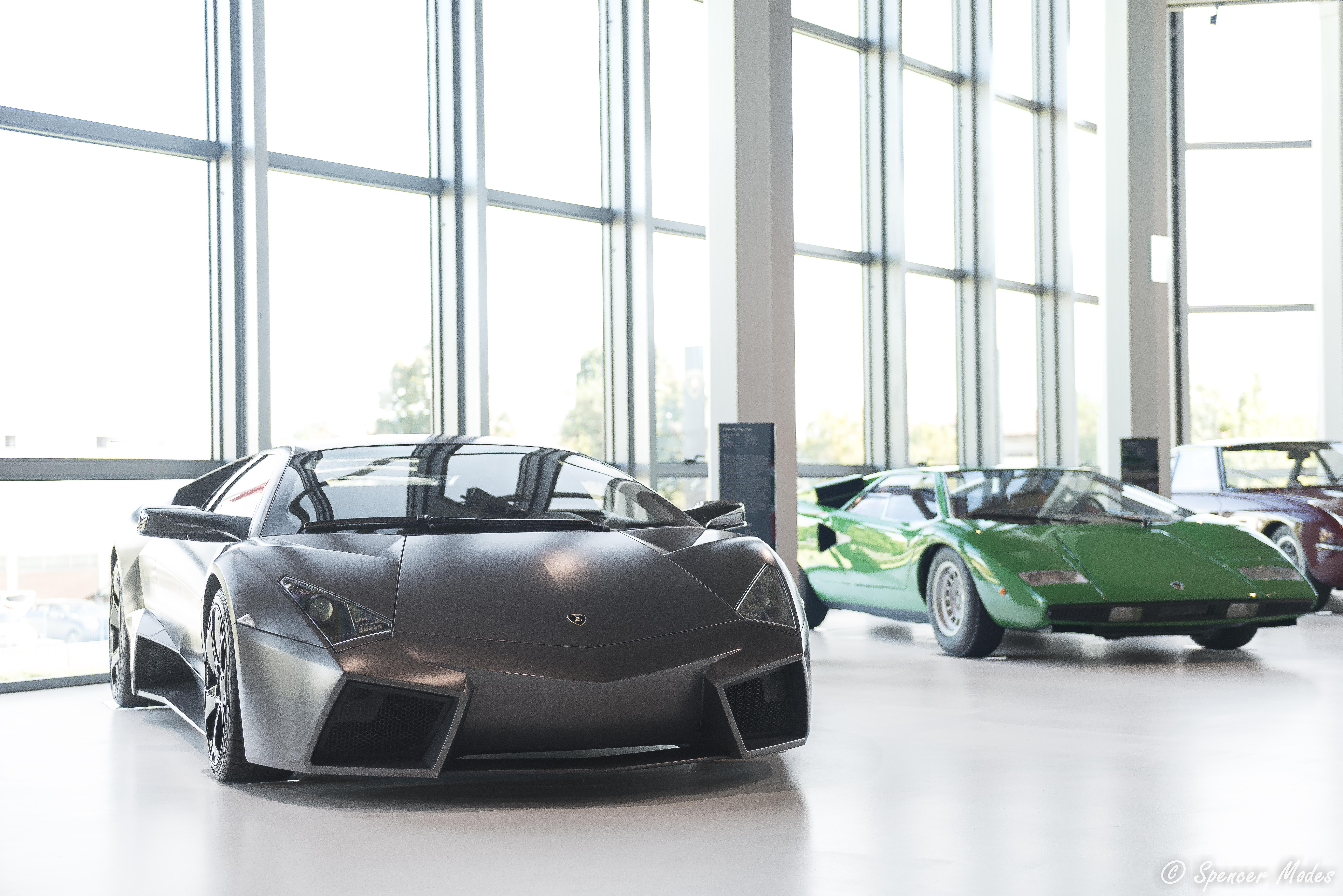 Wallpaper Italy Supercars Green Lamborghini Aventador