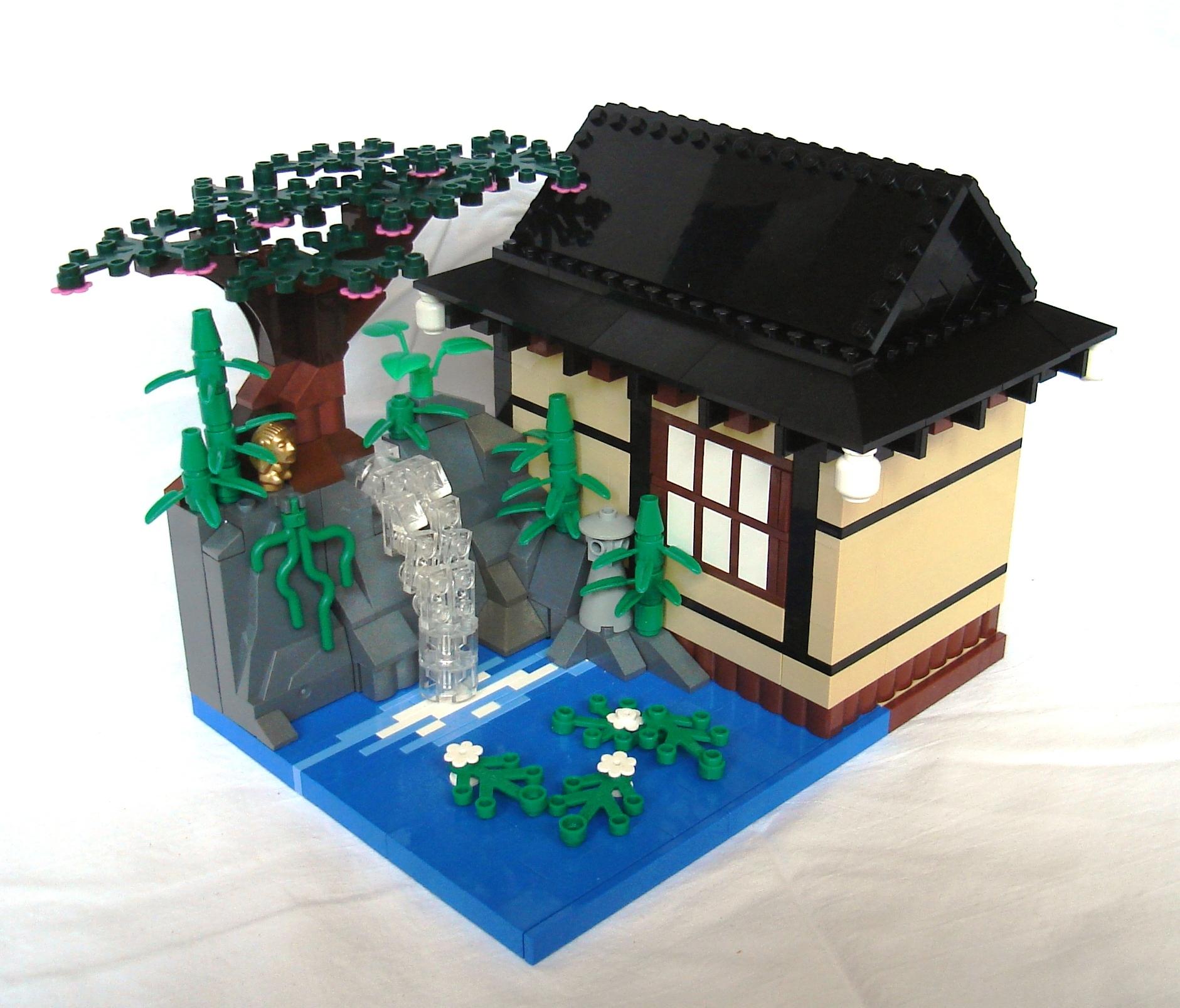Baggrunde Japan Lego Katana Ronin Historie Japansk Samurai