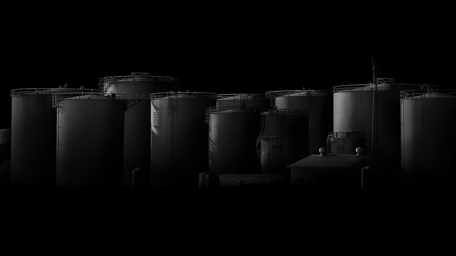Wallpaper Japan Dark Night Architecture Shadow Tank Stairs