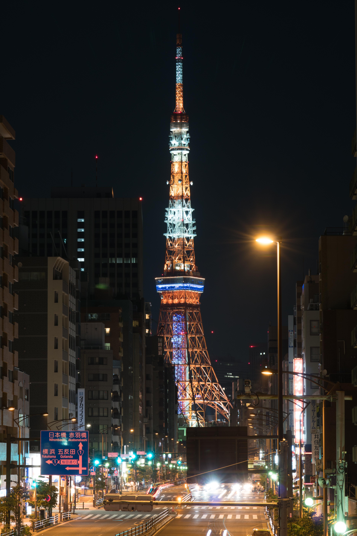 Hintergrundbilder japan stadt stadtbild nacht die - Architektur tokyo ...