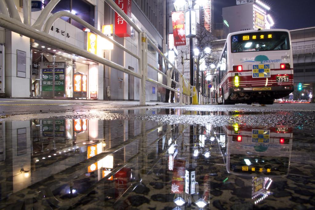hintergrundbilder japan beleuchtung stadt stra e nacht auto betrachtung symmetrie. Black Bedroom Furniture Sets. Home Design Ideas