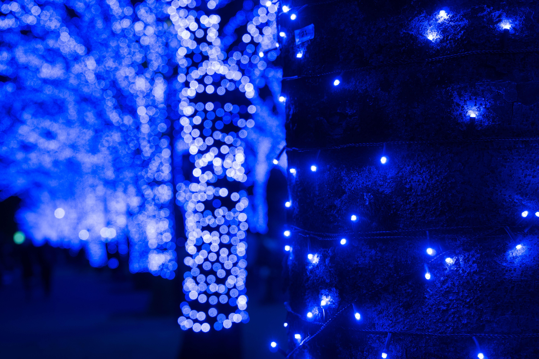 Decorazioni Albero Di Natale Blu : Lampadario gocce vetro cristalli antico blu ovale decorazioni