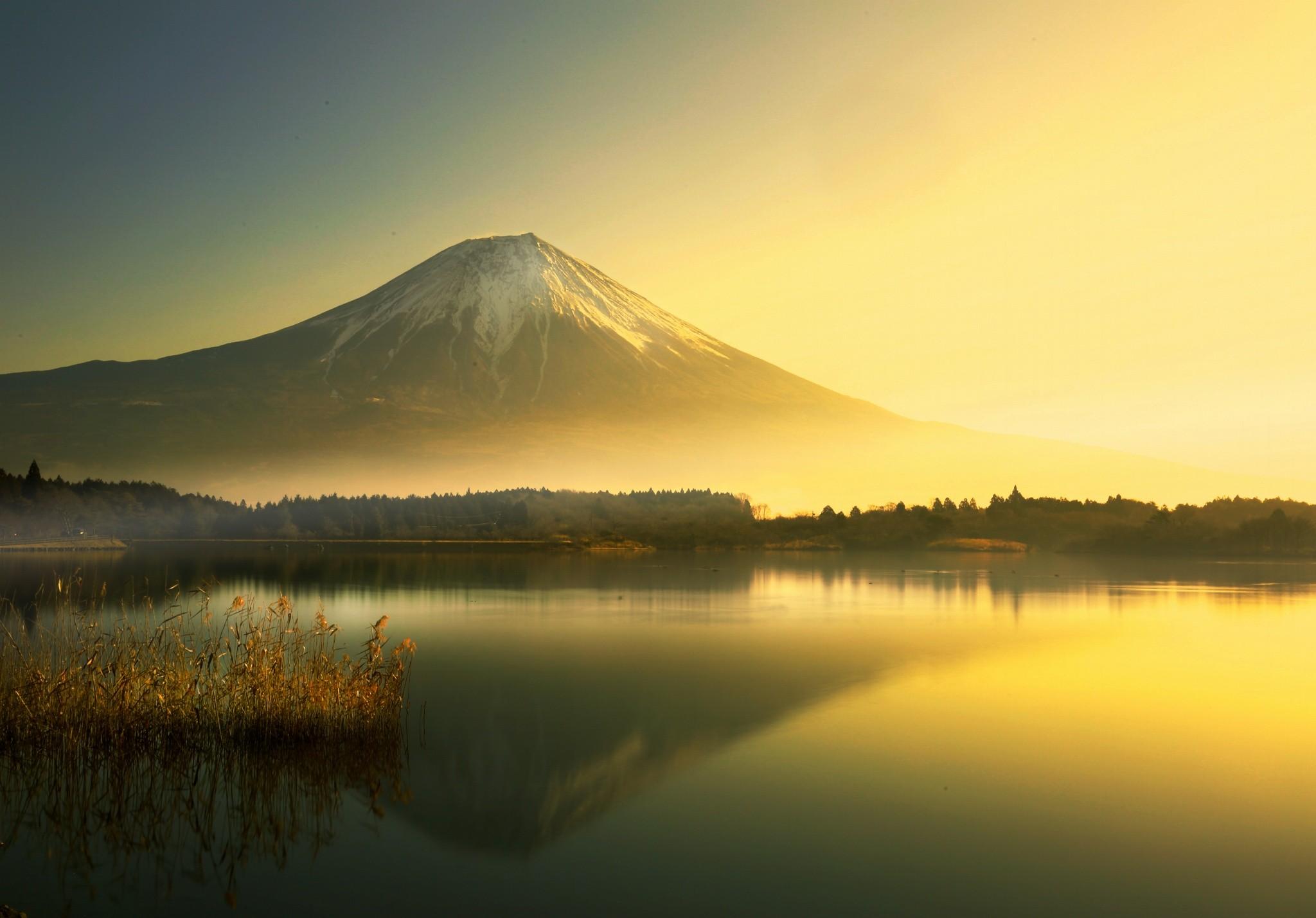 Картинки японии восхода солнца