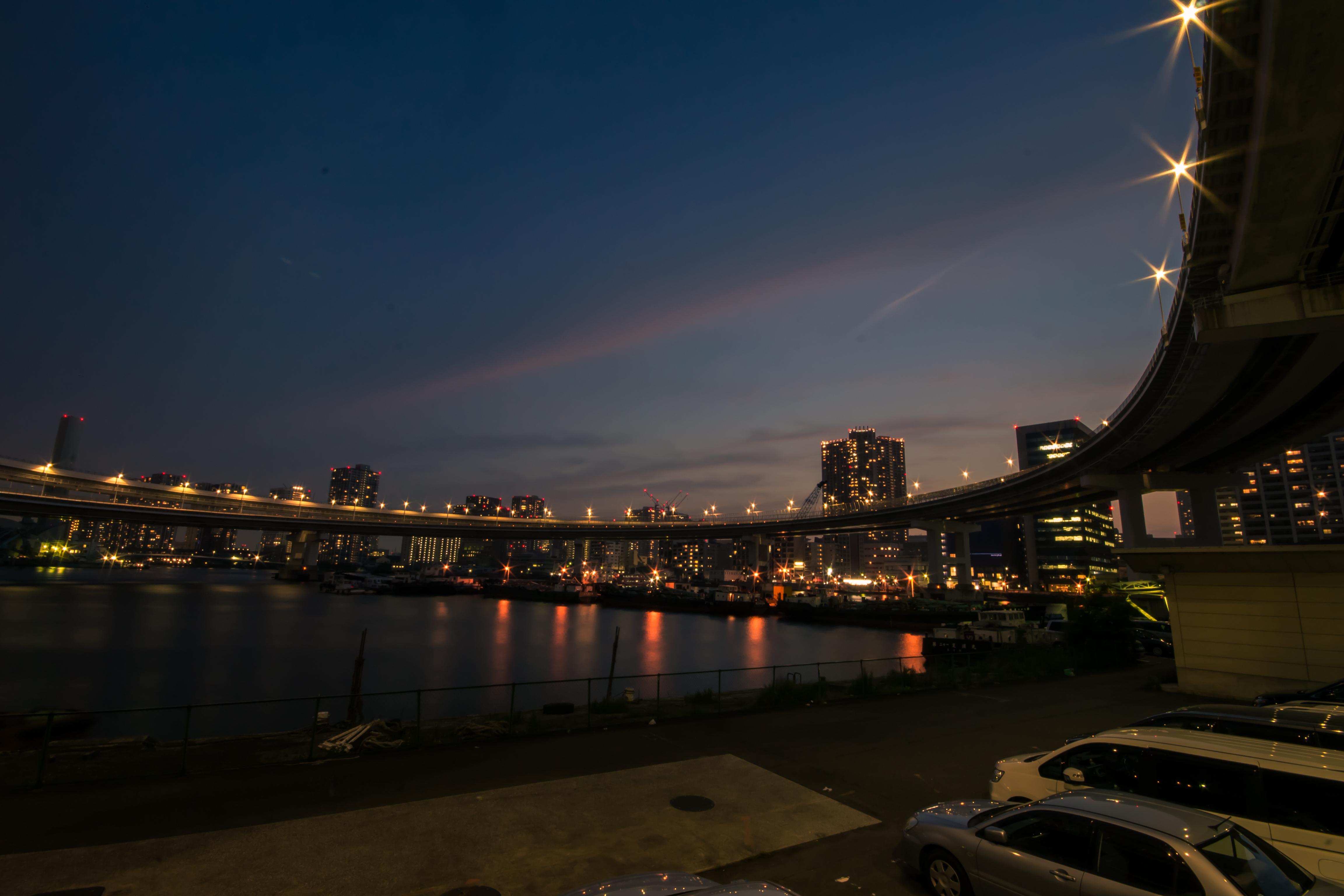 Hintergrundbilder : Japan, Sonnenuntergang, Stadt, Stadtbild, Nacht ...