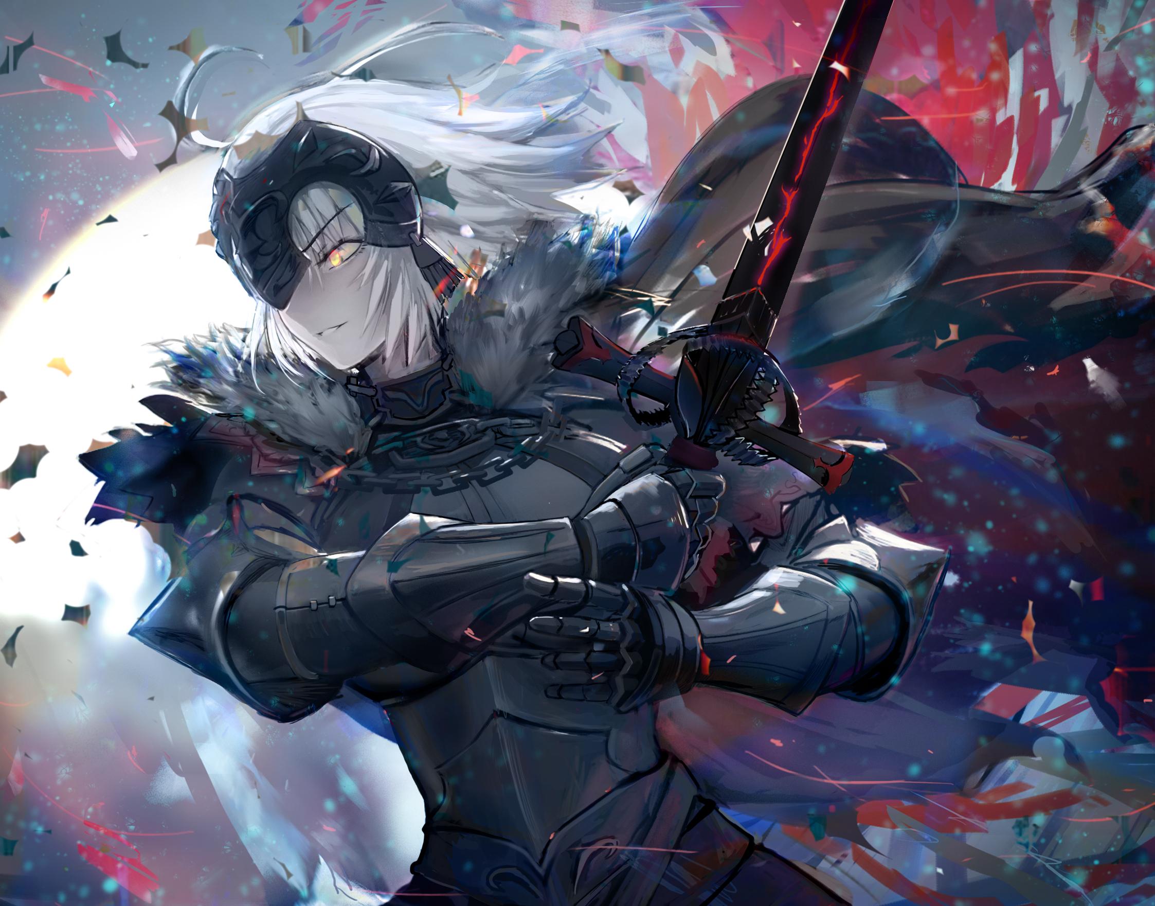 デスクトップ壁紙 : Jeanne Alter Fate Grand Order, Avenger Fate