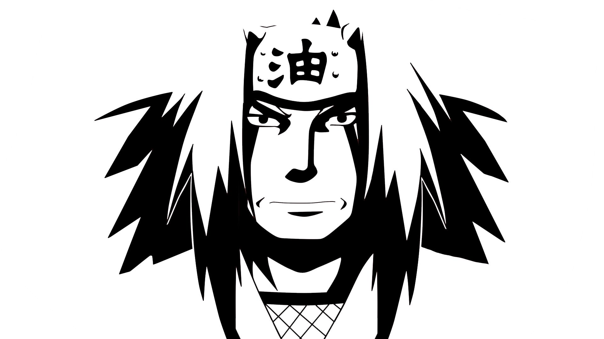 Wallpaper Jiraiya Naruto Akatsuki Naruto And Sasuke