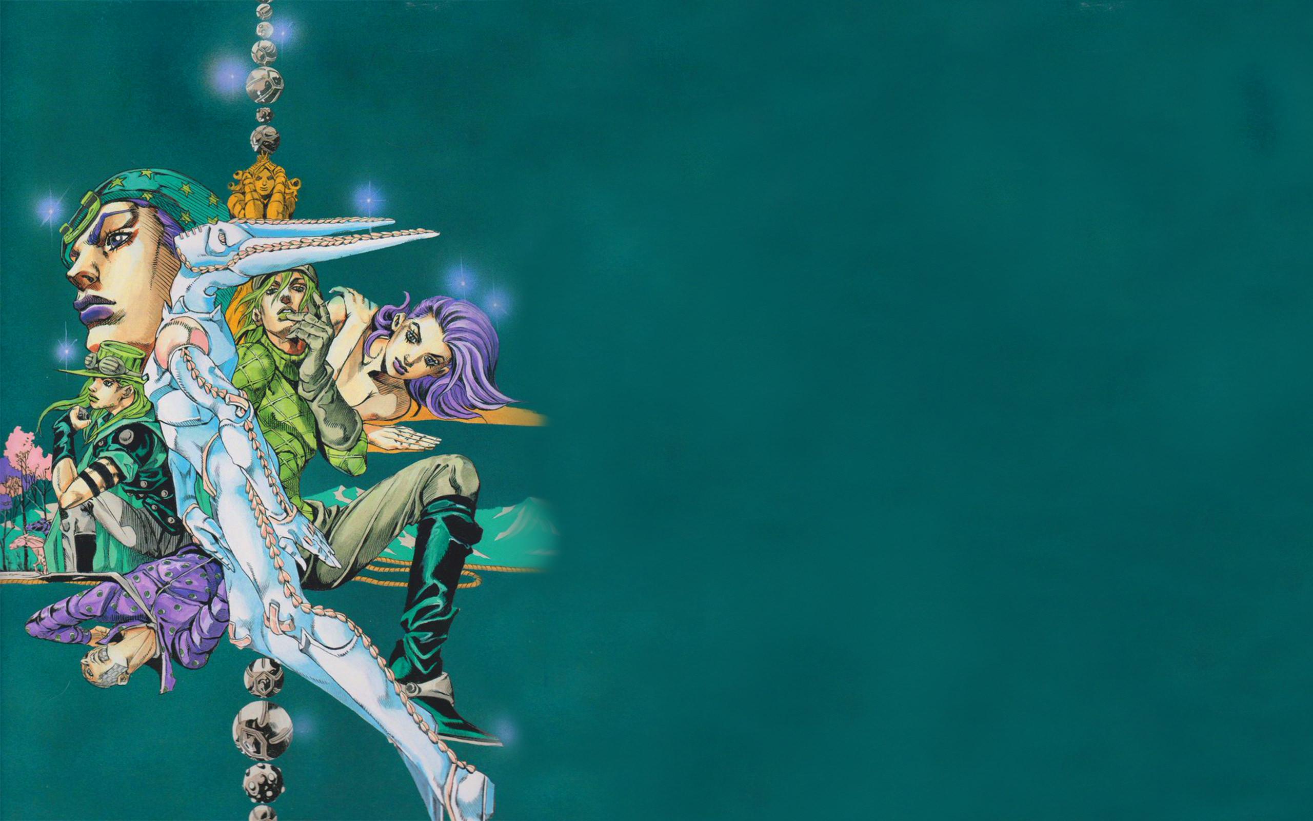 Wallpaper : JoJo's Bizarre Adventure, Jojo, Hirohiko Araki