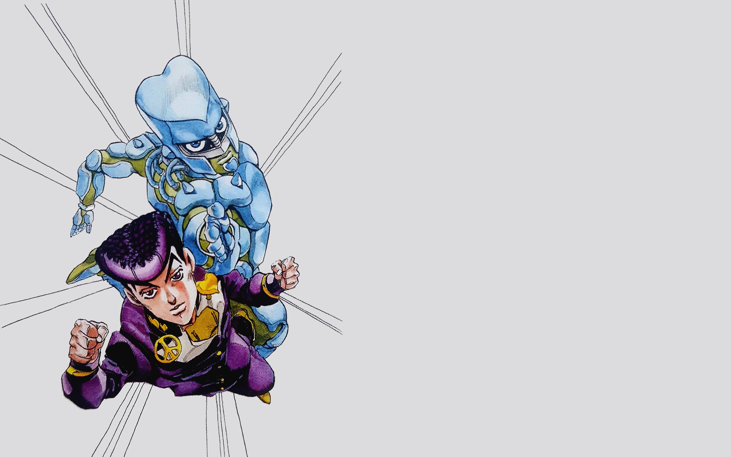 Wallpaper Jojo S Bizarre Adventure Jojo Jojolion Anime Manga