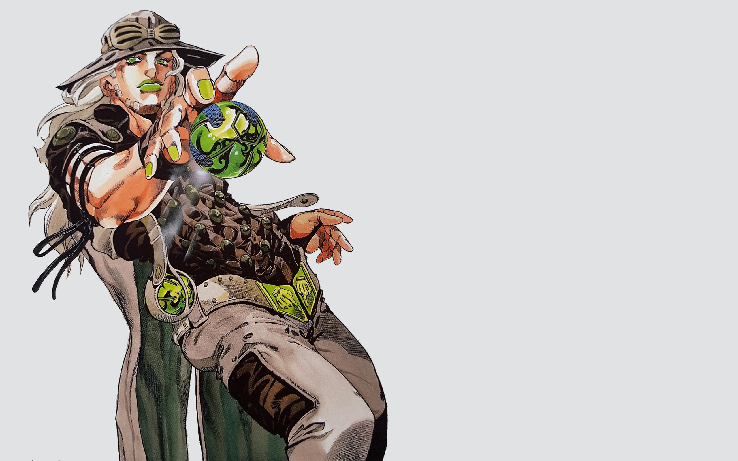 デスクトップ壁紙 ジョジョの奇妙な冒険 ジョジョリオン アニメ