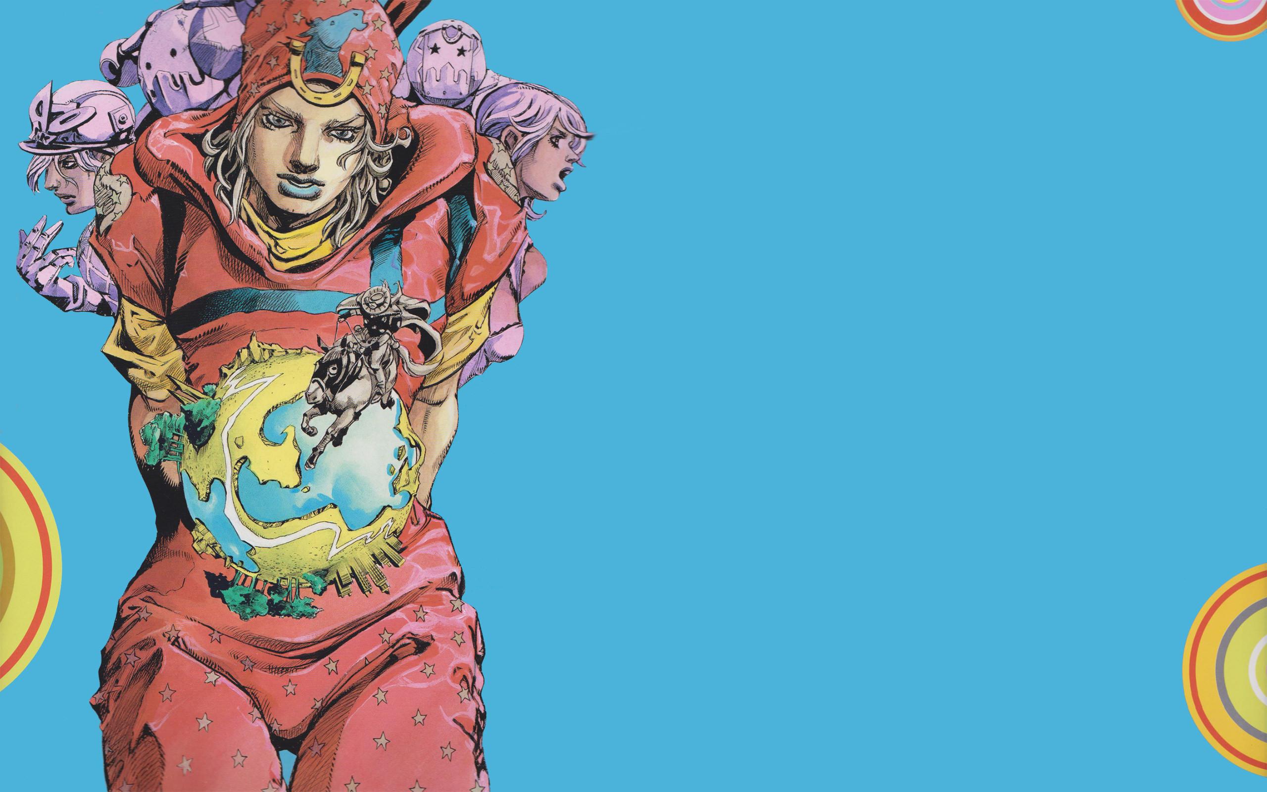 Wallpaper : JoJo's Bizarre Adventure, Jojo, Jojolion