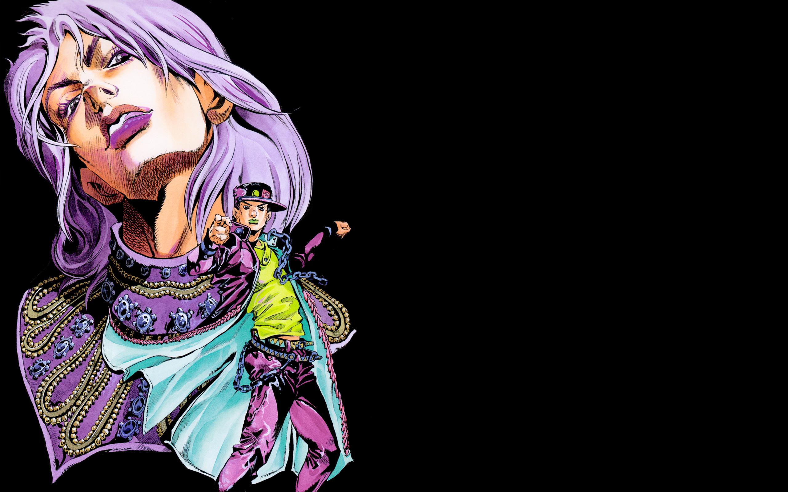 Wallpaper Jojo S Bizarre Adventure Jojo Anime Manga Hirohiko Araki Jotaro Kujo Jojo S Bizarre Adventure Stardust Crusaders Stardust Crusaders 2560x1600 Fuhrersparkle 1595787 Hd Wallpapers Wallhere