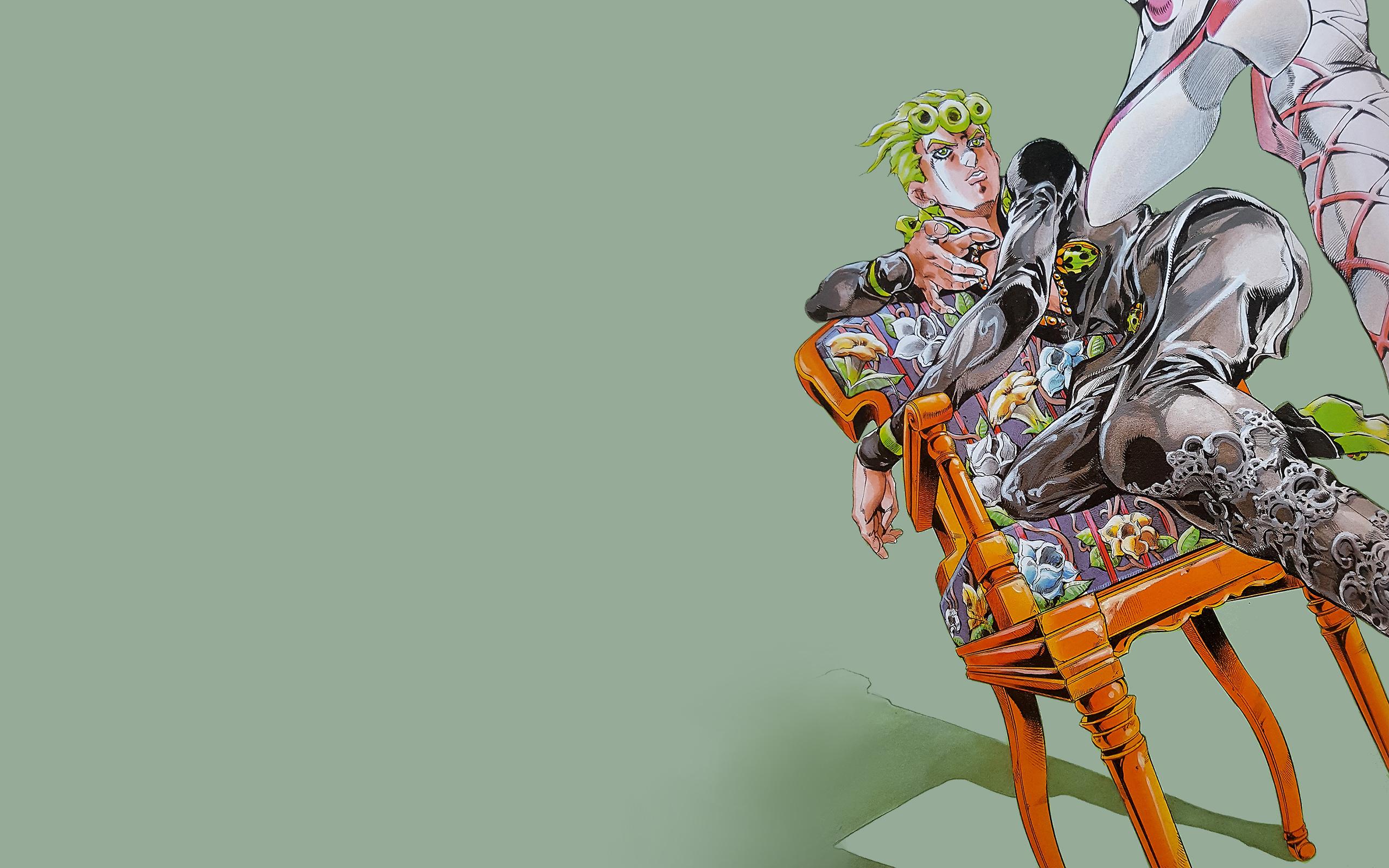 Wallpaper Jojo S Bizarre Adventure Jojolion Anime Manga