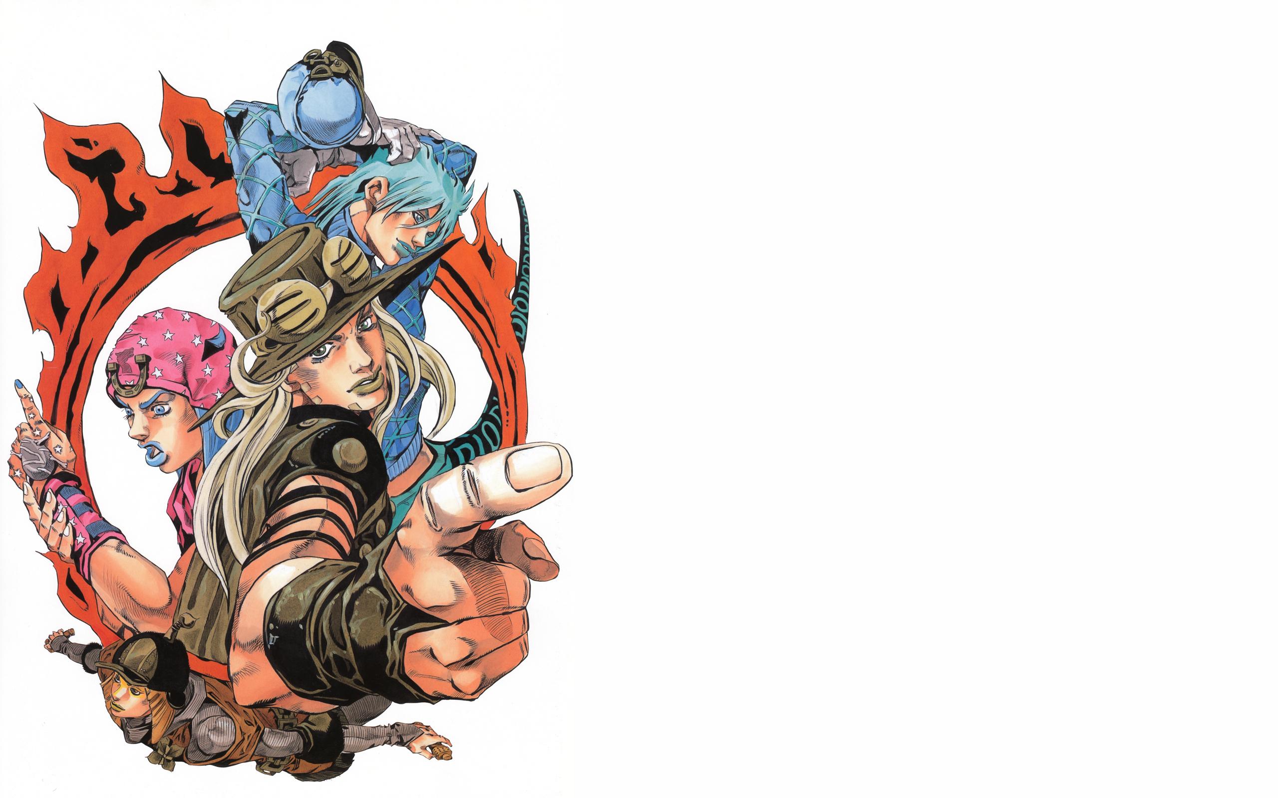 デスクトップ壁紙 ジョジョの奇妙な冒険 アニメ マンガ スチール