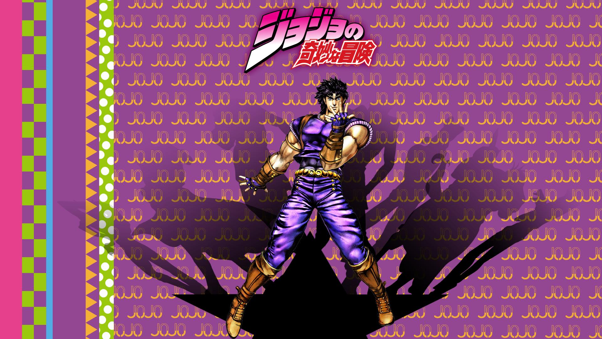 Wallpaper : JoJo's Bizarre Adventure, Jojo Part 8, Jotaro