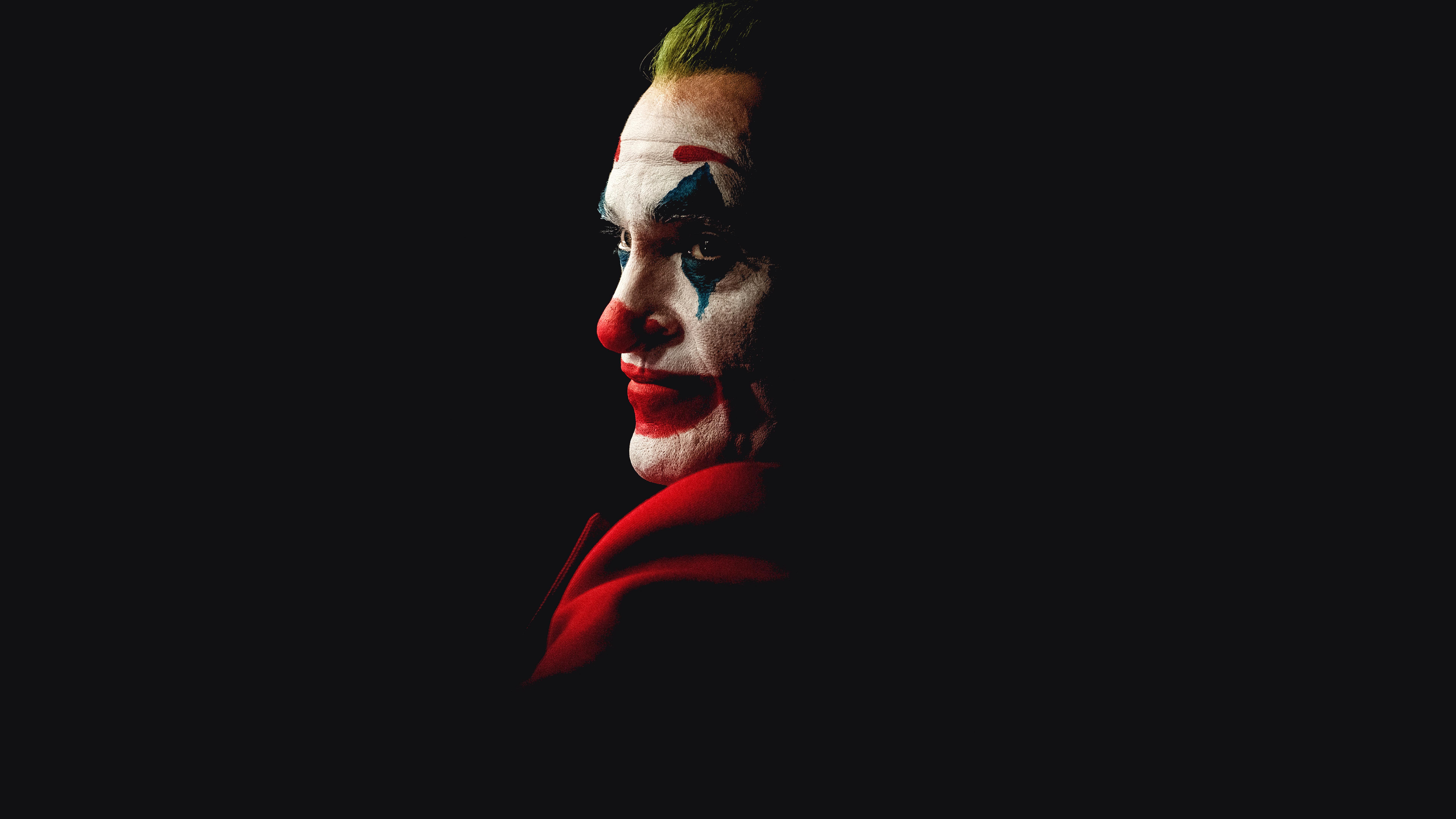 Wallpaper Joker 2019 Movie Joaquin Phoenix 7680x4320