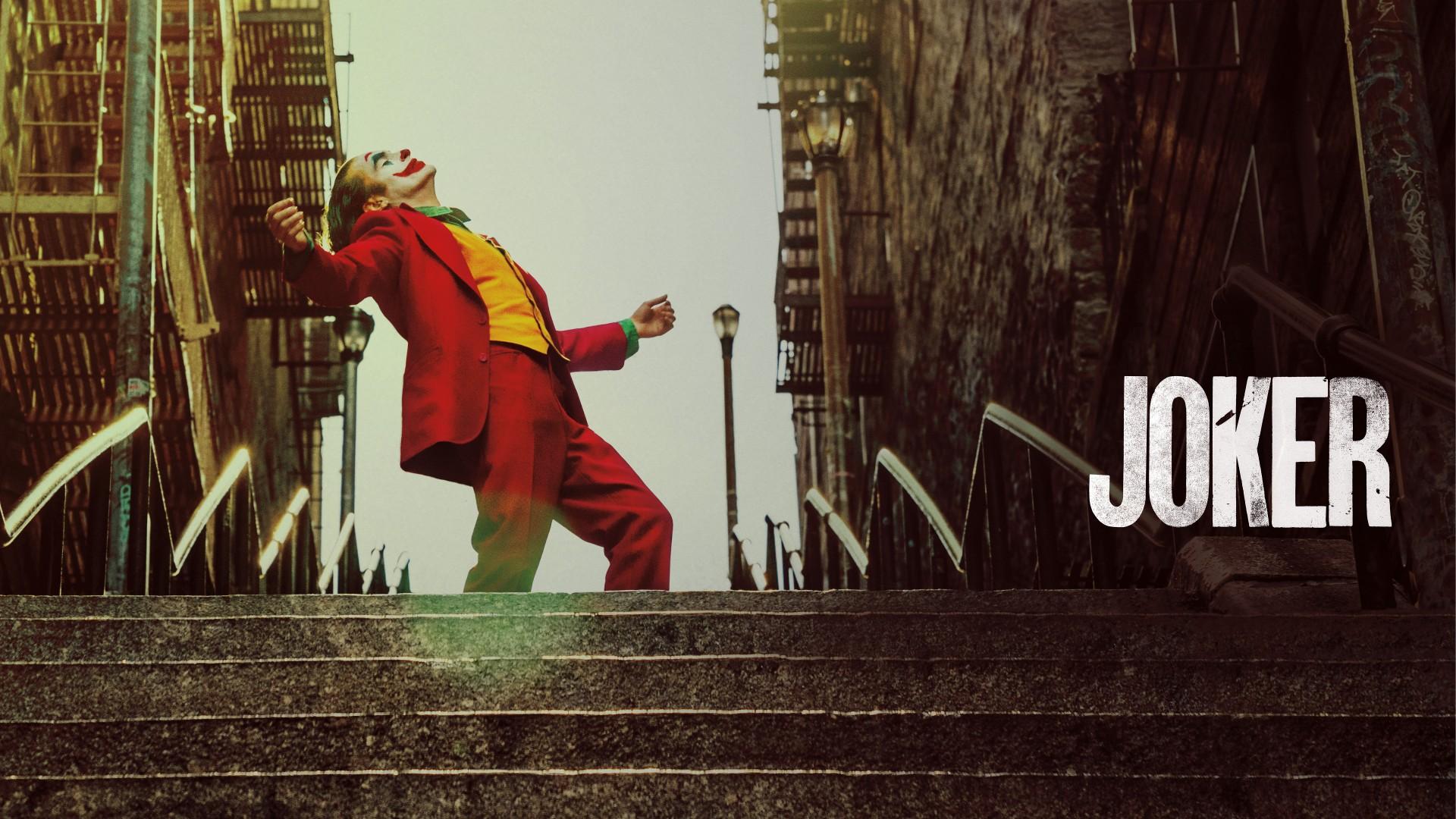 Wallpaper Joker 2019 Movie Joaquin Phoenix Movies