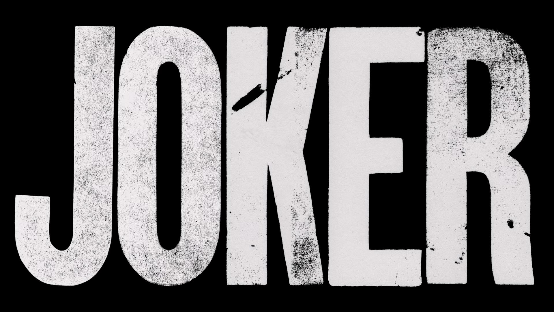 Wallpaper Joker Joaquin Phoenix The New Joker 1920x1080