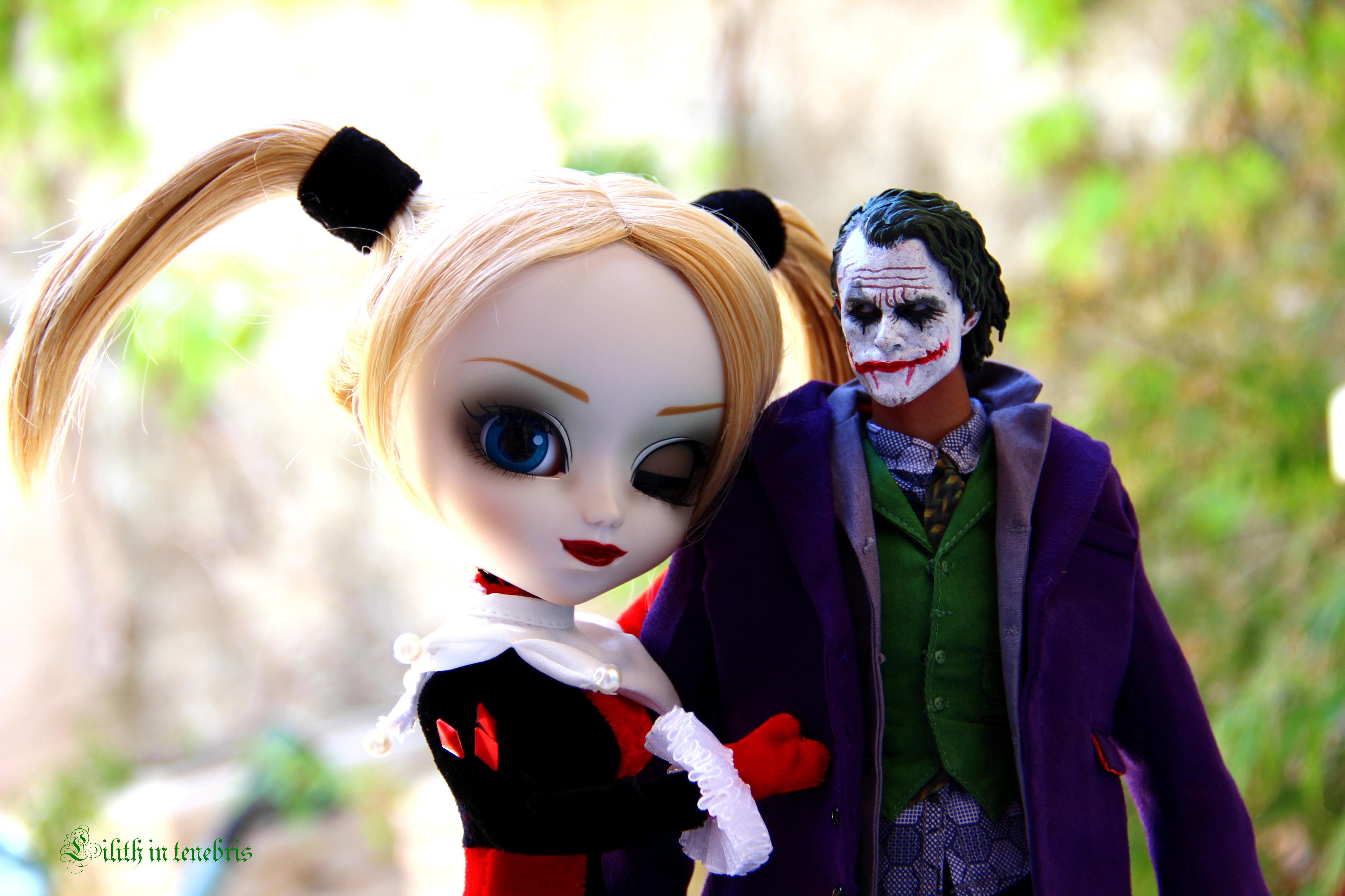 Hintergrundbilder : Joker, Spielzeug, Puppe, Quinn, Brauch, Harley ...