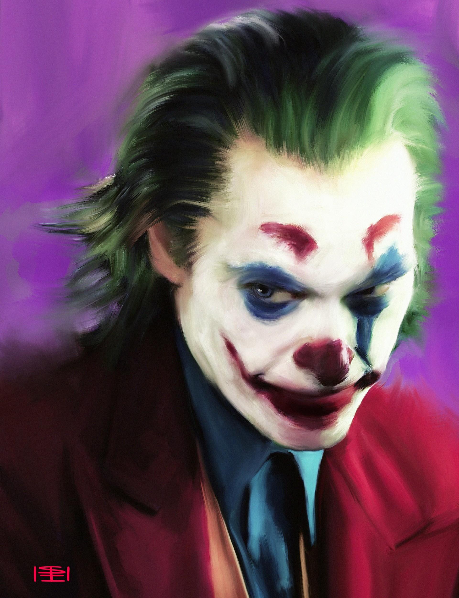 Wallpaper Joker Movies 2019 Artwork Digital Art