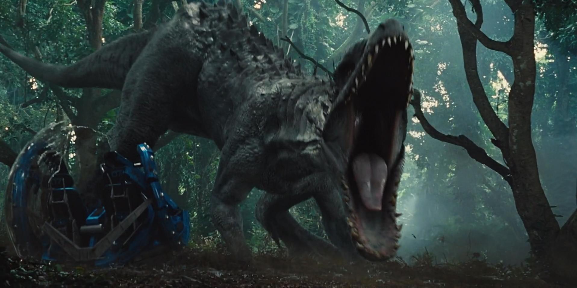 Wallpaper : Jurassic World, dinosaurs