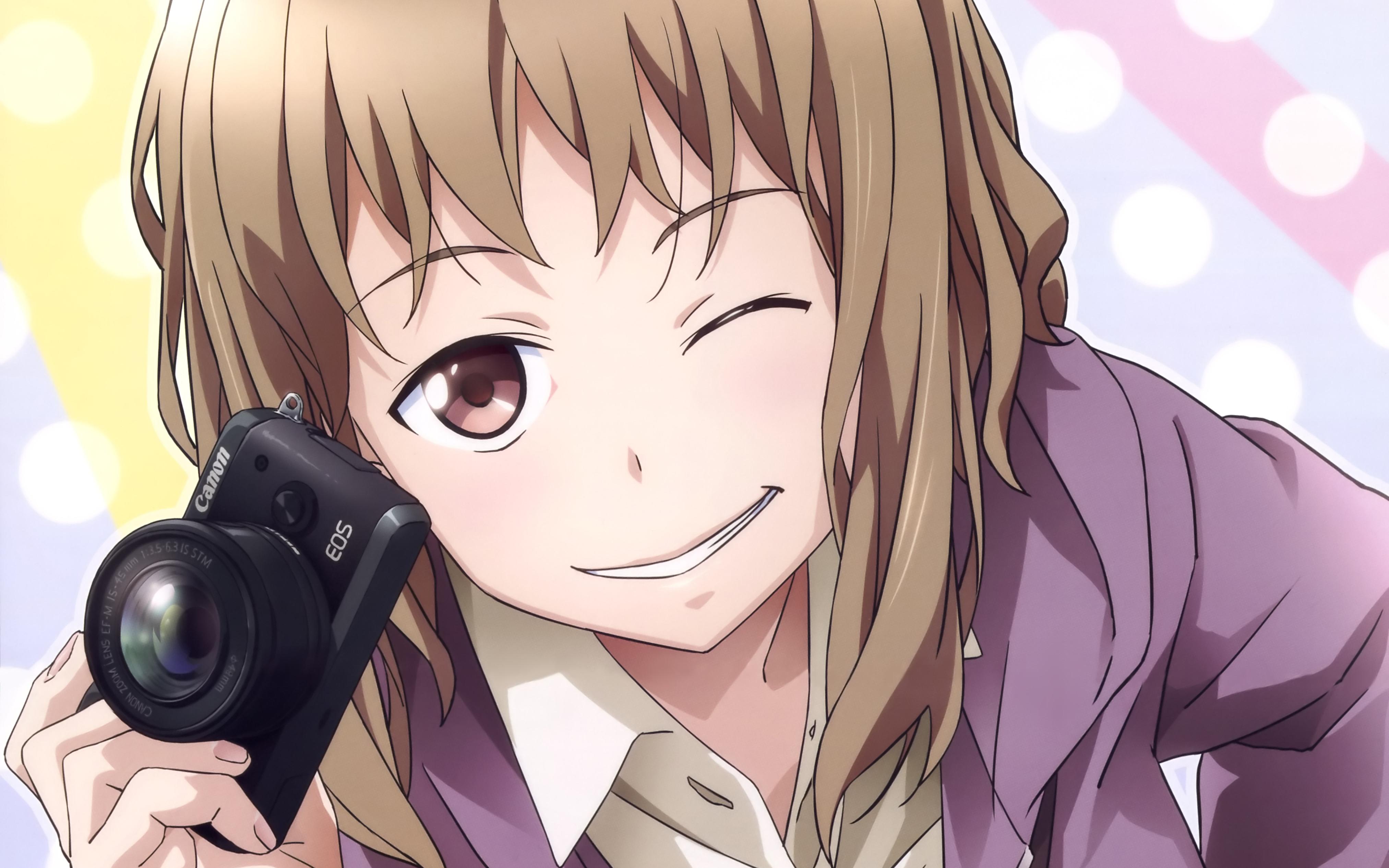 Just Because Anime Girls Komiya Ena