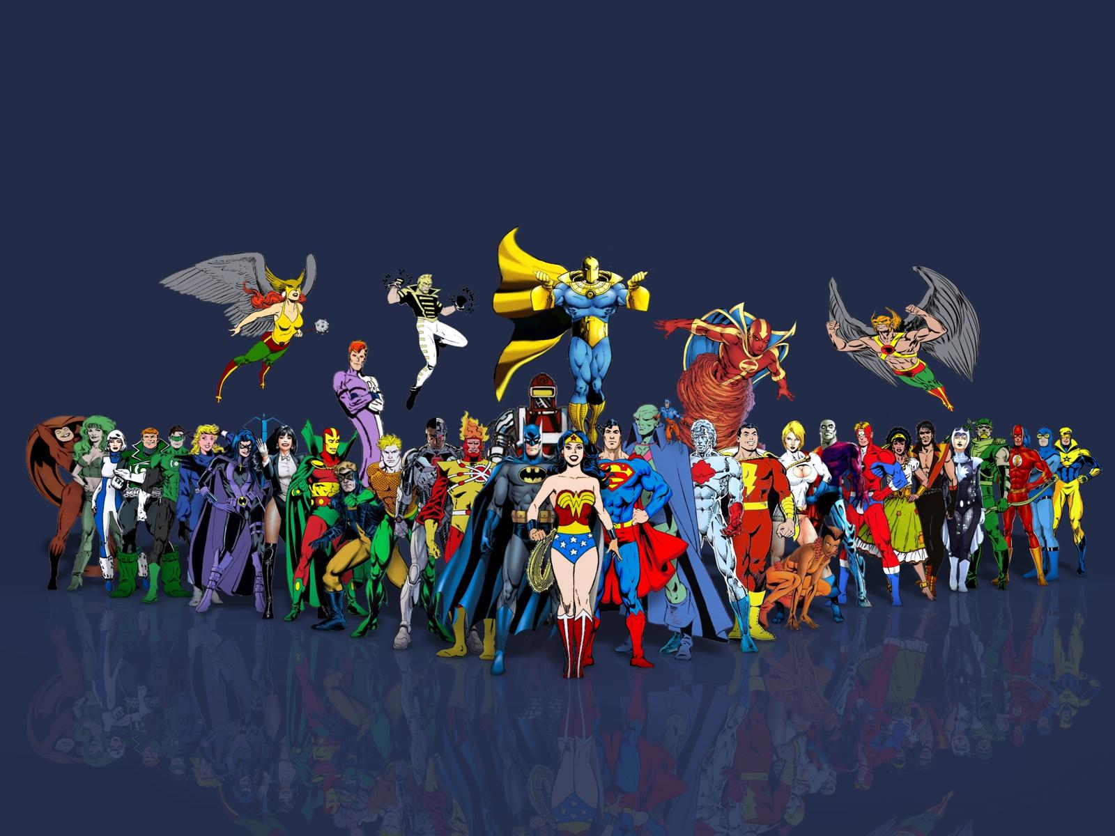 Wallpaper Justice League Justice League International Justice