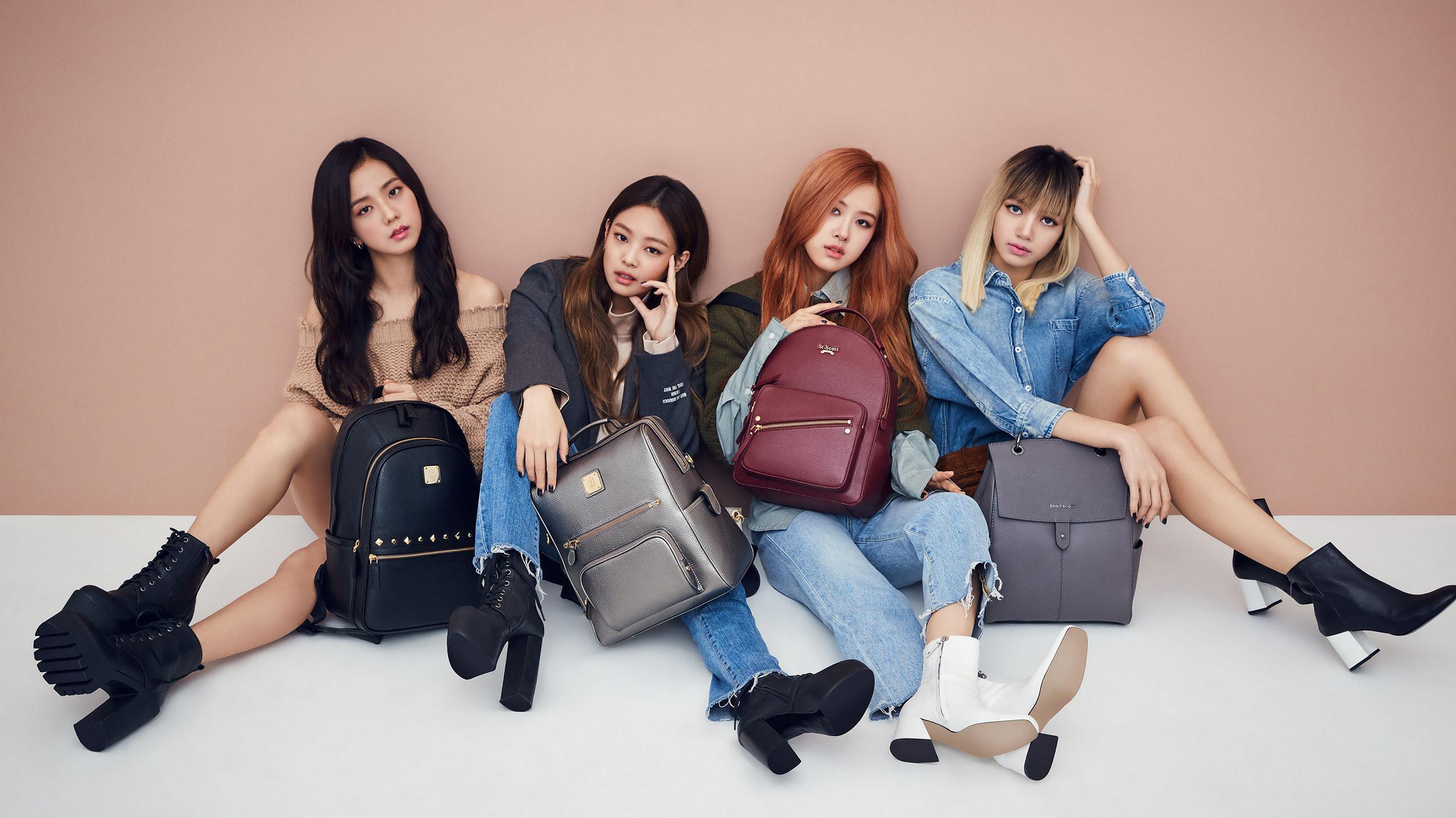 デスクトップ壁紙 K Pop Korean Women アジア人 Blackpink Jisoo