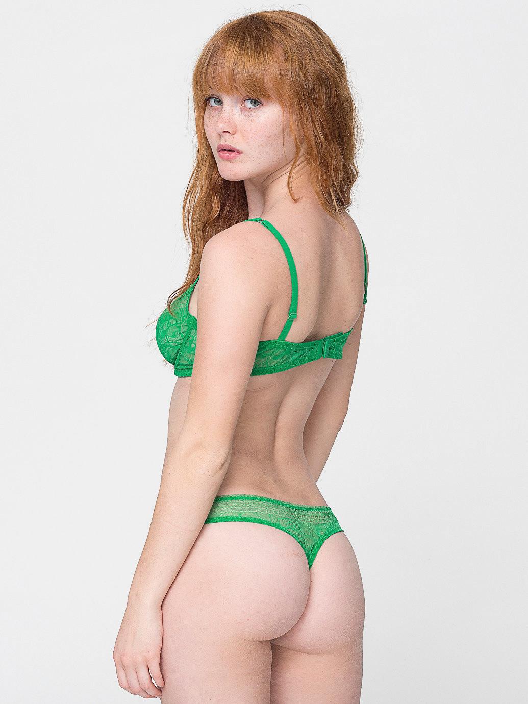 Cute sexy redhead
