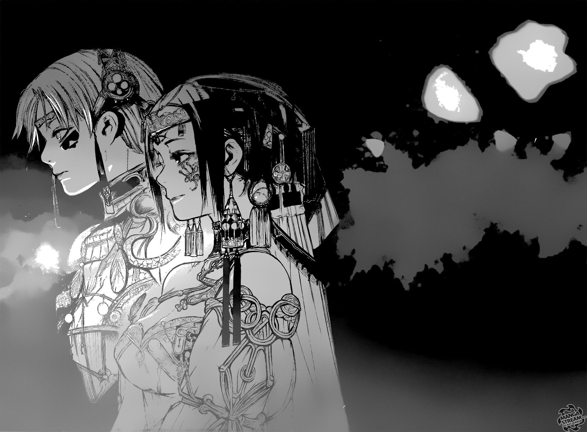 Wallpaper Kaneki Ken Kirishima Touka Tokyo Ghoul Re Manga