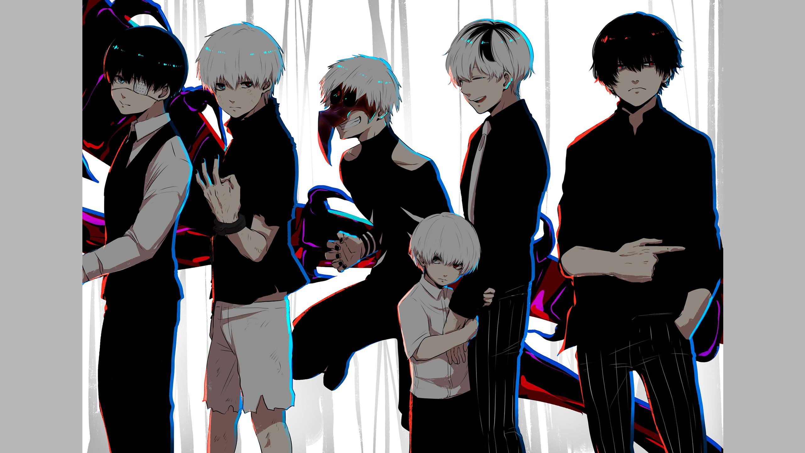 Fondos De Pantalla Kaneki Ken Tokyo Ghoul Re Chicos