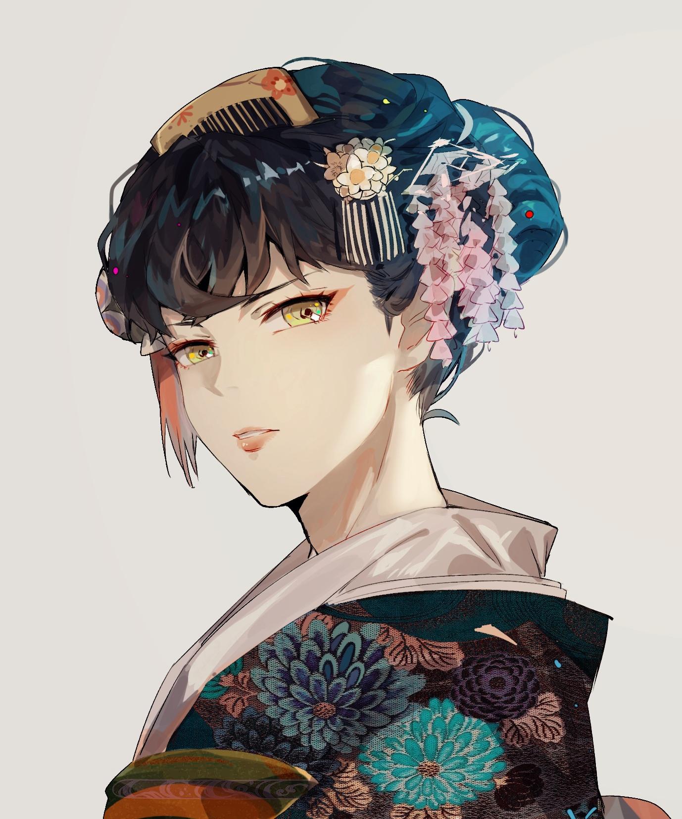 Wallpaper : Kimetsu No Yaiba, Anime Boys, Fan Art, Digital