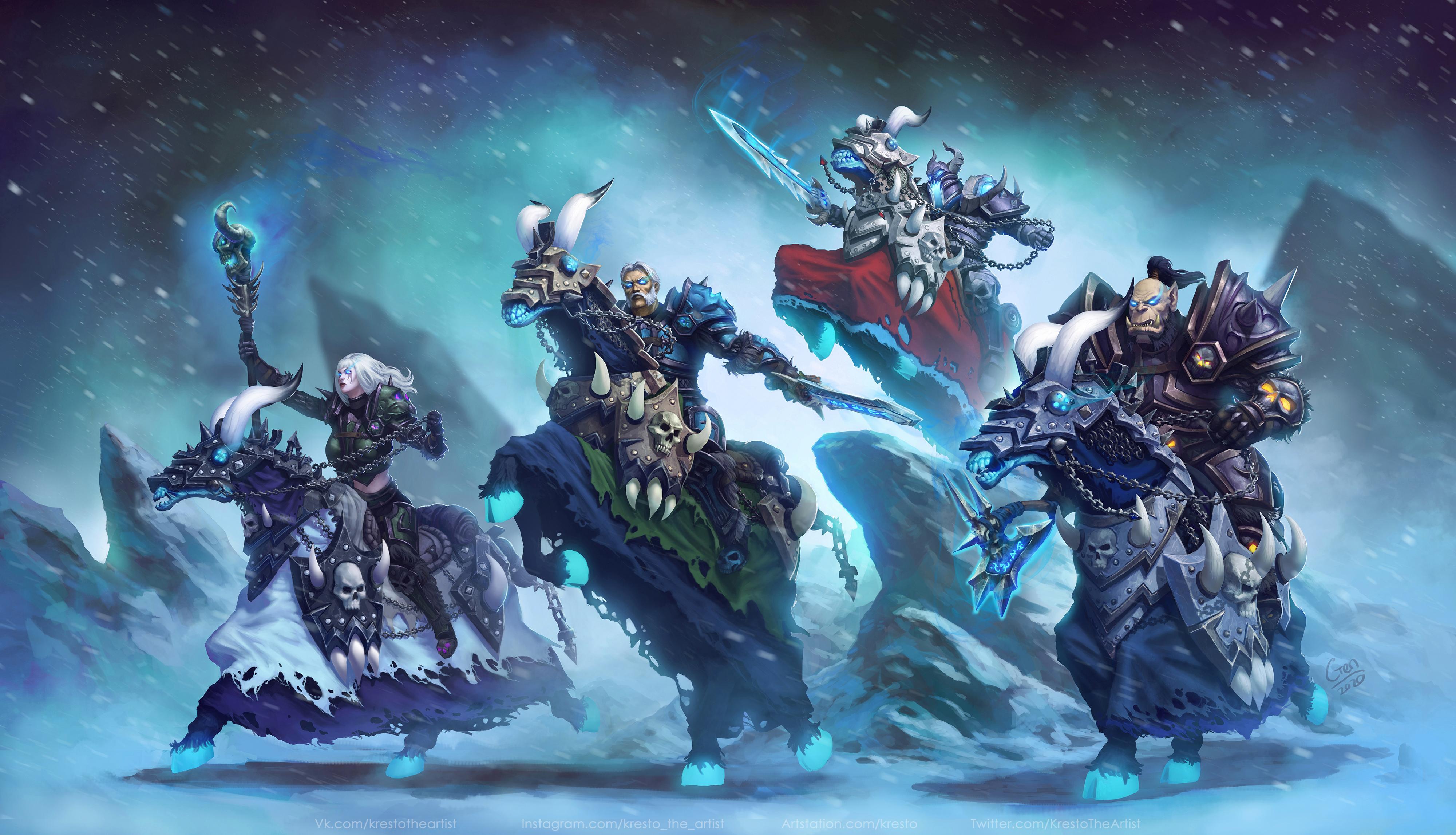 Frost Dk Wallpaper