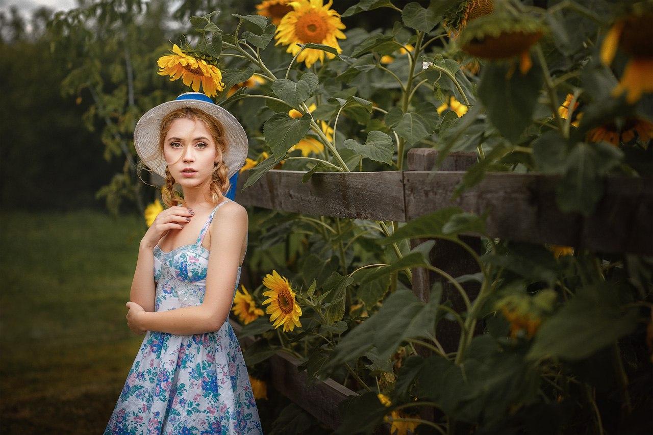 7c3021ad7 Fondos de pantalla : Ksenia Kokoreva, mujer, jardín 1280x853 ...